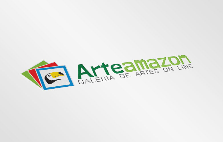 Logotipo Arte Amazon