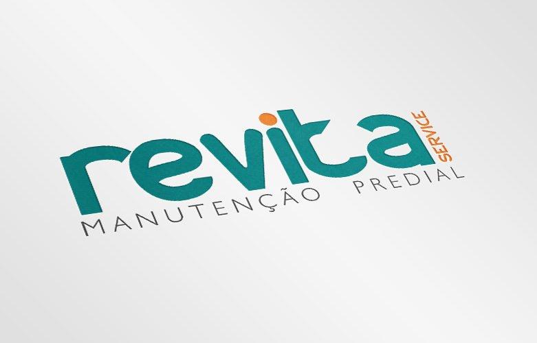 Logotipo Revita Service