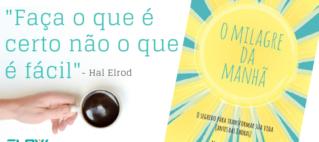 Indicação de Livro: O Milagre da Manhã