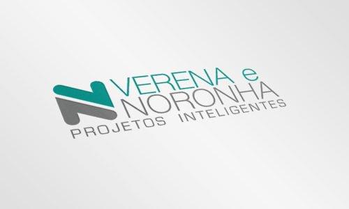 Logotipo Verena e Noronha